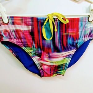 Speedo swim suit 34